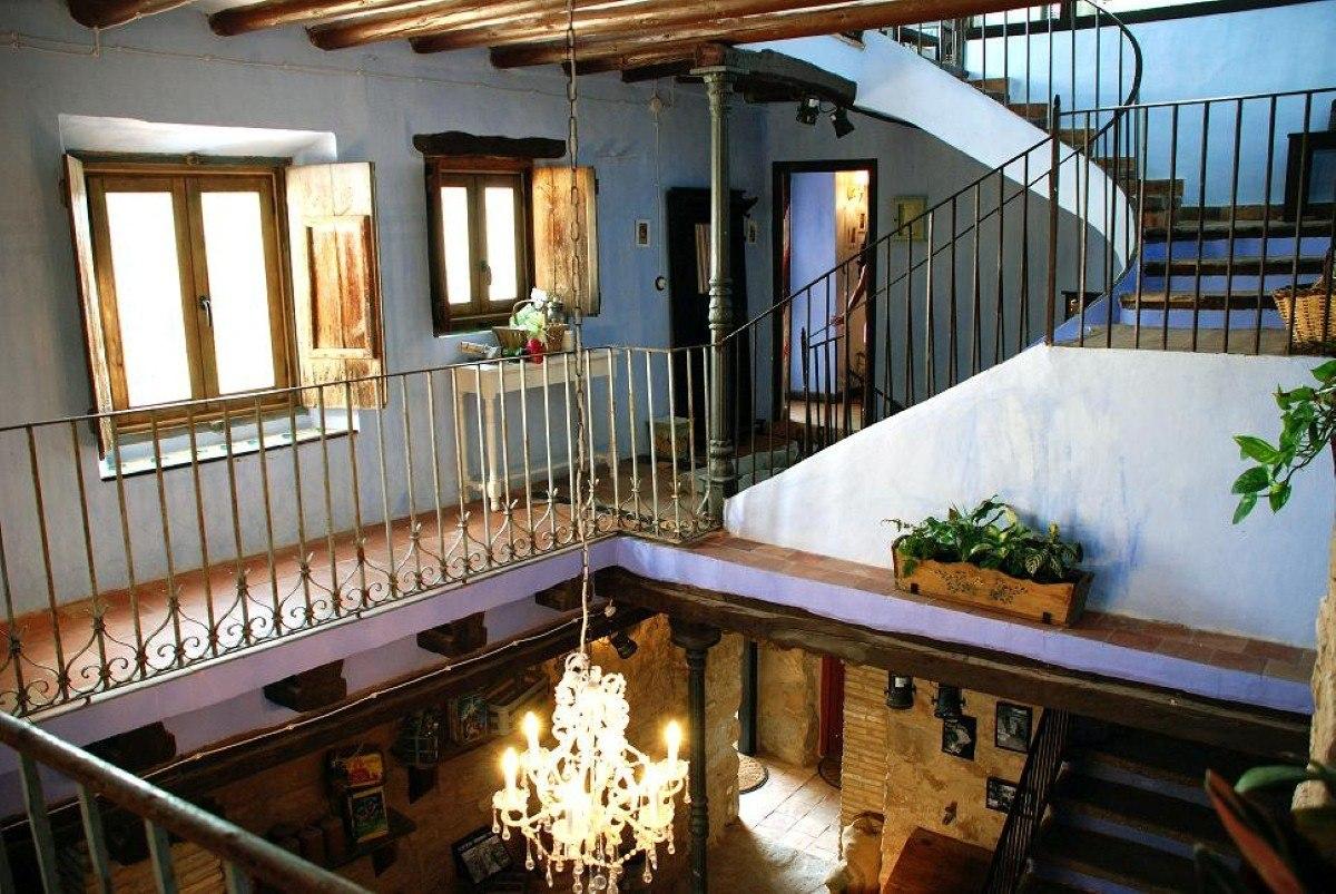 Casa rural con encanto carmen de arnas turismo somontano - Casa rural casavieja ...