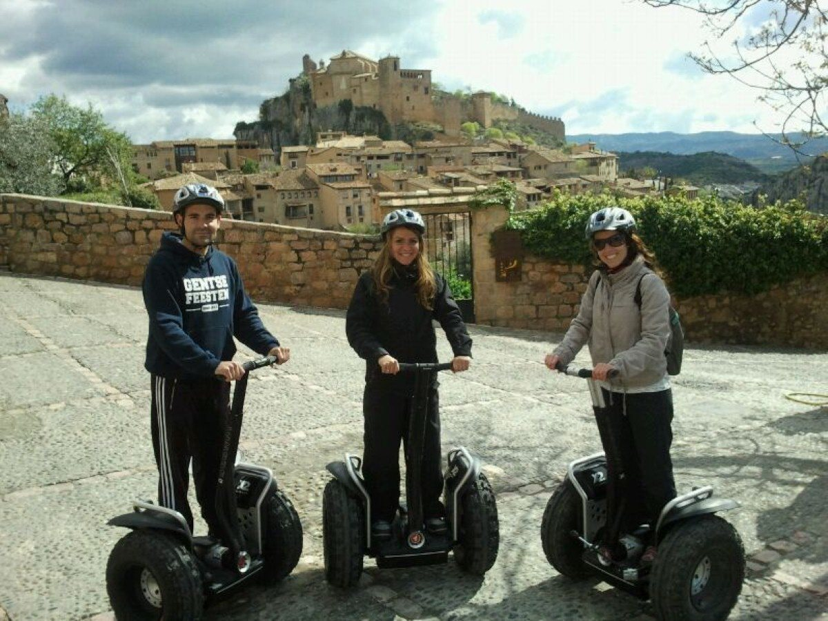 Guara  Segway