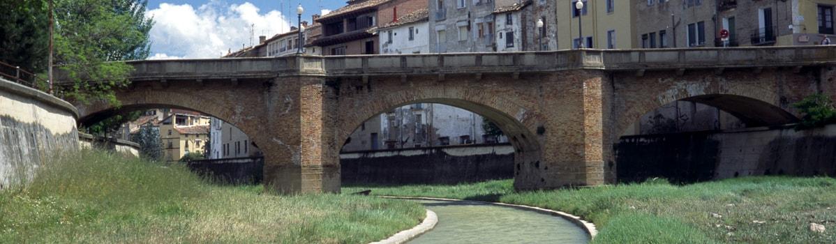 Los puentes de Barbastro - Turismo Somontano