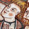Bierge. Pinturas San Fructuoso