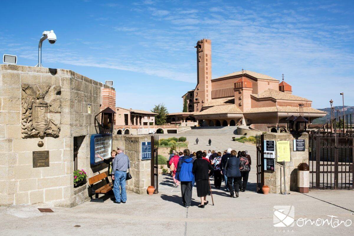 Oficina de turismo de torreciudad turismo somontano for Oficina de turismo huesca